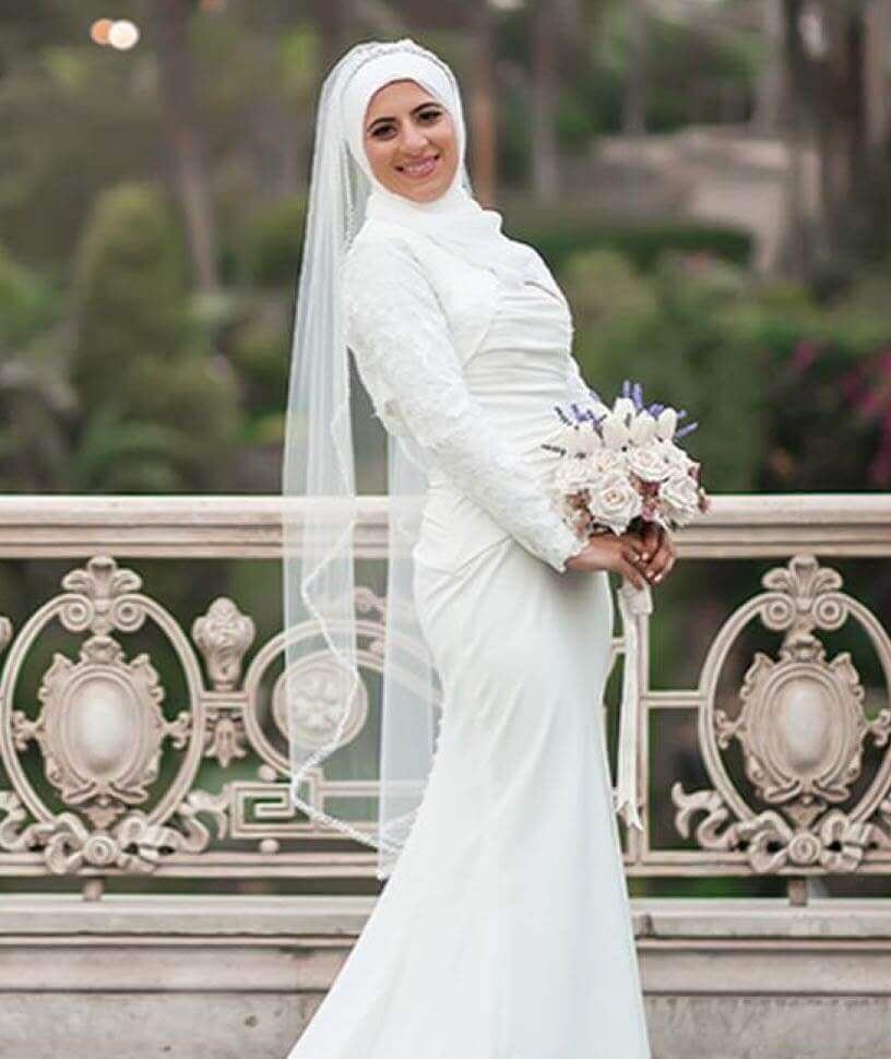 Photo of our Real Bride